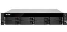 ذخیره ساز تحت شبکه کیونپ مدل تی اس 853 بی یو آر پی | QNAP TS-853BU-RP-4G 4GB 8-Bay Diskless Network Attached Storage