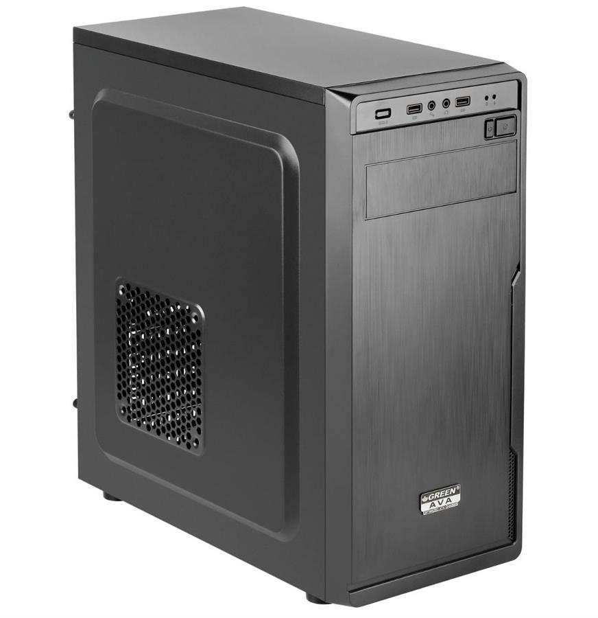 کیس کامپیوتر گرین مدل آوا | Green AVA Mid-Tower Case