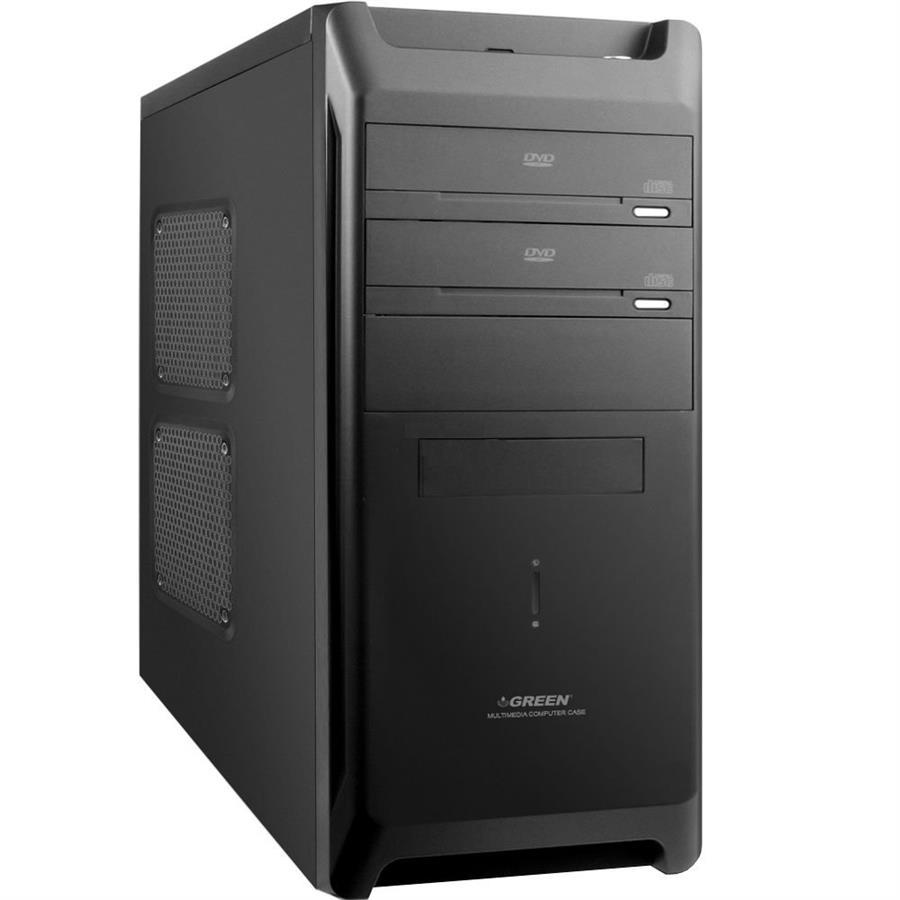 کیس کامپیوتر گرین مدل پارس پلاس | Green Pars Plus Computer Case