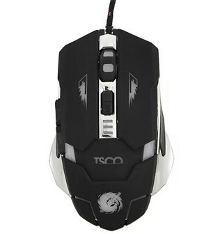 TSCO TM 760 GA Wired Gaming Mouse ماوس گیمینگ تسکو مدل تی ام ۷۶۰ جی ای