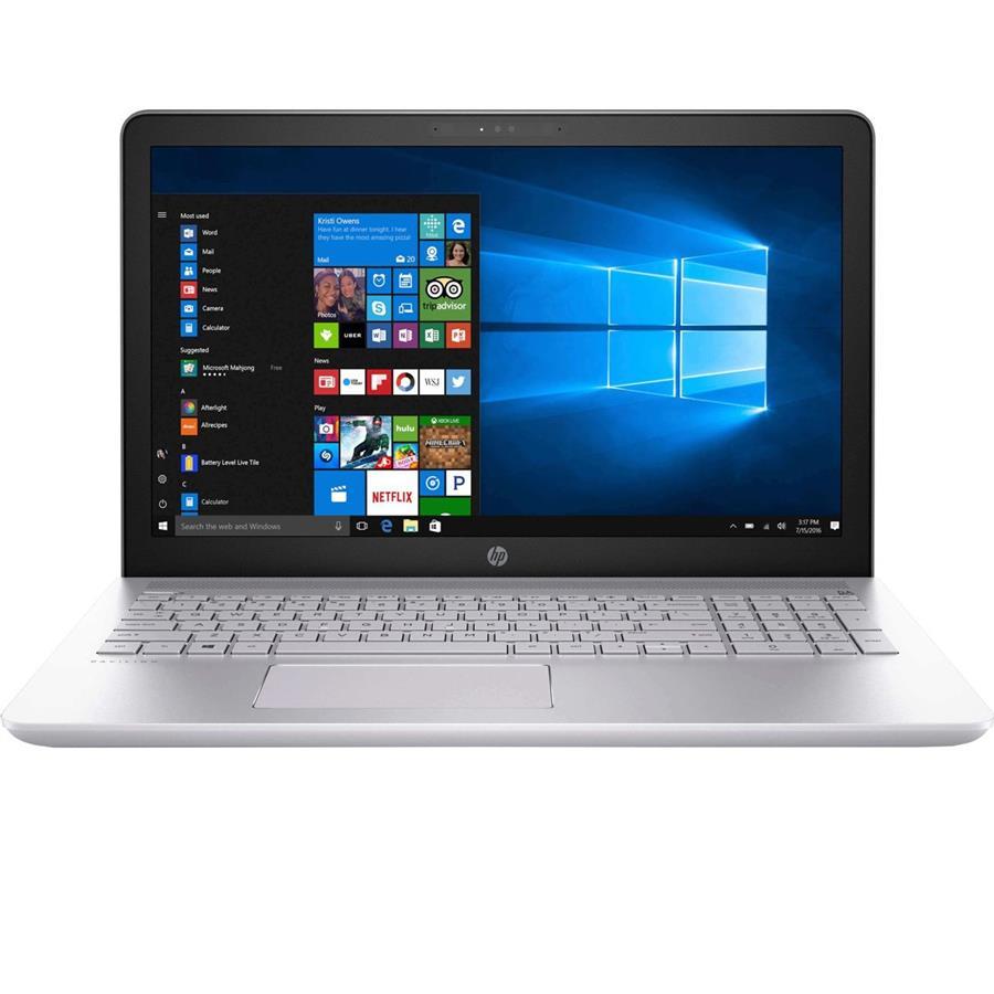 لپ تاپ اچ پی مدل cd۰۹۹nia با پردازنده AMD و صفحه نمایش فول اچ دی   HP 15-cd099nia A12-9720P 16GB 1TB 4GB Full HD Laptop