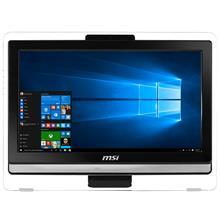 کامپیوتر بدون کیس ام اس آی مدل پرو 20 با پردازنده i7 و صفحه نمایش لمسی | MSI Pro 20E 6M Core i7 8GB 1TB+128GB SSD 4GB Touch All-in-One PC