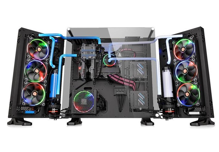 کیس ترمالتیک مدل Core P۷ Tempered Glass Edition | Thermaltake Core P7 Tempered Glass Edition Full Tower Case