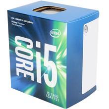 پردازنده مرکزي اينتل سري Kaby Lake مدل Core i5-7400   Intel Kaby Lake Core i5-7400 CPU