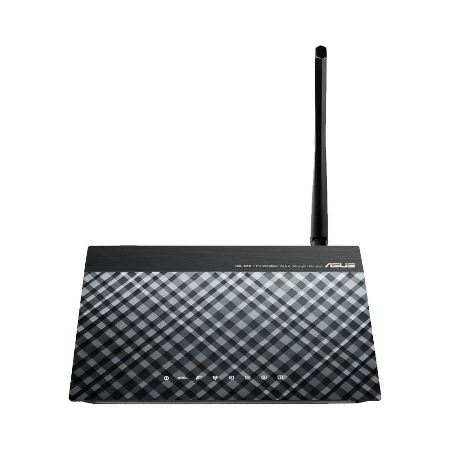 مودم-روتر ADSL و بیسیم ایسوس مدل DSL-N۱۰ C۱ | ASUS DSL-N10 C1 Wireless-N150 ADSL Modem Router