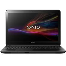 لپ تاپ سونی سری فیت با پردازنده پنتیوم و صفحه نمایش فول اچ دی | SONY VAIO Fit SVF1521MSA Pentium 987 4GB 500GB Intel Full HD Laptop