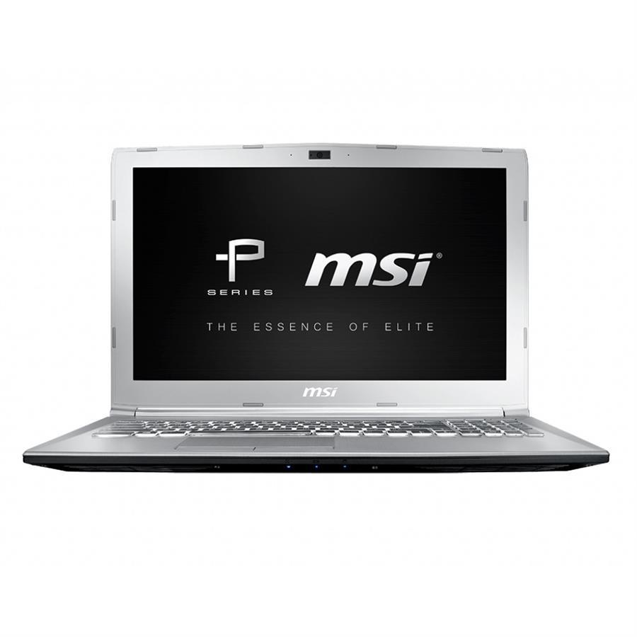 لپتاپ ام اس آی مدل PE۶۲ ۸RC با پردازنده i۷ و صفحه نمایش فول اچ دی | MSI PE62 8RC Core i7 16GB 1TB+128GB SSD 4GB Full HD Laptop