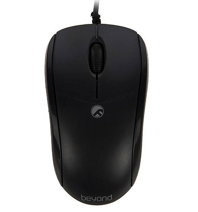 تصویر ماوس بیاند BM1040 BEYOND Wired Mouse BM1040