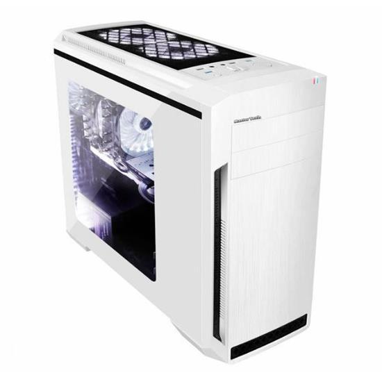 کیس کامپیوتر مسترتک مدل تی ۲۰۰ | Master Tech T200 Black Mid Tower Computer Case