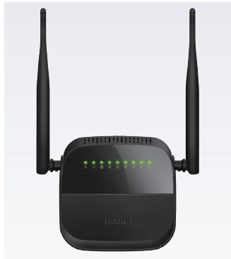 تصویر مودم روتر N300 بی سیم ADSL2+ D-LINK مدل DSL-124 wireless n300adsl2+ modem royter