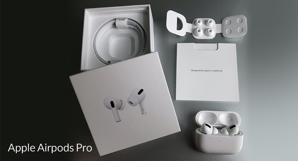 بهترین هدفون و Apple AirPods pro