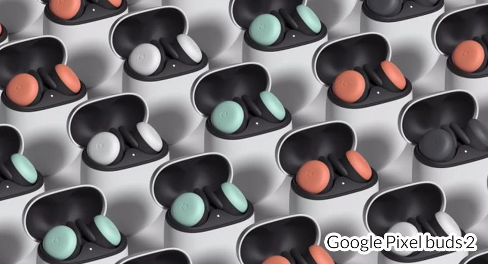 بهترین هدفون / Google pixel buds 2