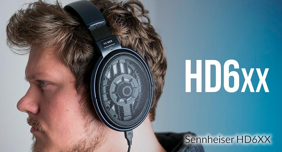 بهترین هدفون و Sennheiser HD6XX